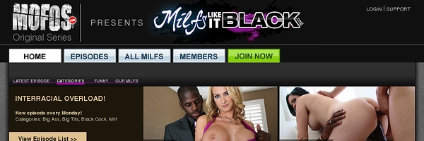 Milfs Like It Black